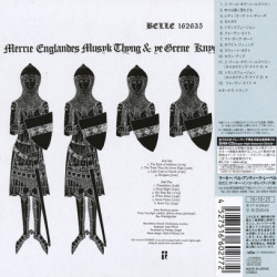 JOHN RENBOURN/Sir John Alot Of Merrie Englands Musyk Thyng & Ye Grene Knyghte(鐡面の騎士) (1968/3rd) (ジョン・レンボーン/UK)