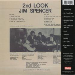 JIM SPENCER/2nd Look (1974/2nd) (ジム・スペンサー/USA)