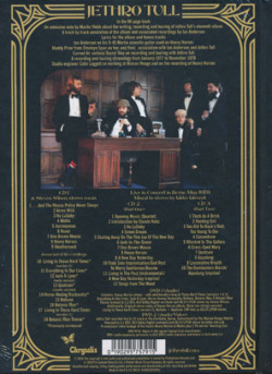 JETHRO TULL/Heavy Horses: New Shoes Edition(3CD+2DVD BOX) (1978/11th) (ジェスロ・タル/UK)