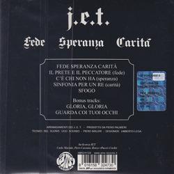 J.E.T./Fede Speranza Carita (1972/only) (ジェット/Italy)