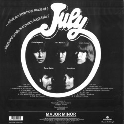 JULY/Same(LP) (1968/only) (ジュライ/UK)