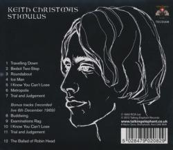 KEITH CHRISTMAS/Stimulus (1969/1st) (キース・クリスマス/UK)