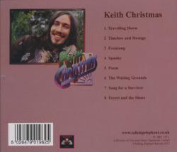 KEITH CHRISTMAS/Pygmy (1971/3rd) (キース・クリスマス/UK)