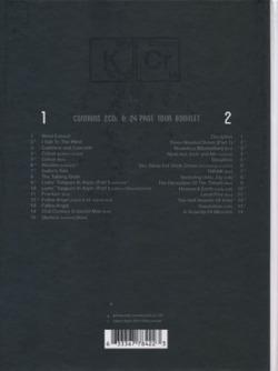 KING CRIMSON/The Elements: 2014 Tour Box (2014/2CD) (キング・クリムゾン/UK)