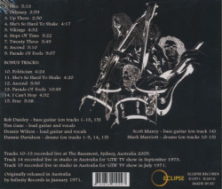 KAHVAS JUTE/Wide Open (1971/only) (カーバス・ジュート/Australia)