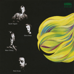 KEITH TIPPETT GROUP/Dedicated To You, But You Weren't Listening (1971/2nd) (キース・ティペット・グループ/UK)