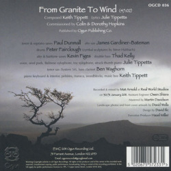 KEITH TIPPETT OCTET/From Granite To Wind (2011) (キース・ティペット・オクテット/UK)