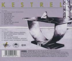 KESTREL/Same: Expanded 2CD Edition (1975/only) (ケストレル/UK)