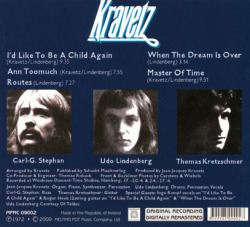 KRAVETZ/Same (1972/only) (クラヴェッツ/German)