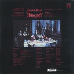 LUCIFER'S FRIEND/Banquet(LP) (1974/4th) (ルシファーズ・フレンド/German)