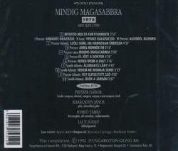 LOCOMOTIV GT/Mindig Magasabbra (1975/4th) (ロコモティヴ GT/Hungary)