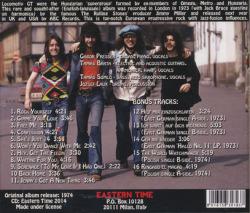LOCOMOTIV GT/London 1973 (1974/Comp.) (ロコモティヴ GT/Hungary)