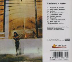 LEO NERO/Vero (1977/1st) (レオ・ネロ)