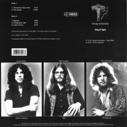 MAY BLITZ/Essen 1970(LP) (1970/Unreleased Live) (メイ・ブリッツ/UK,Canada)