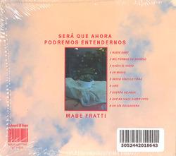 MABE FRATTI/Sera Que Ahora Podremos Entendernos (2021/2nd) (マベ・フラッティ/Guatemala,Mexico)