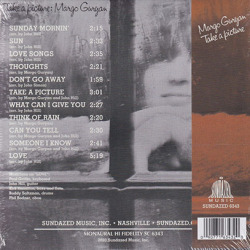 MARGO GURYAN/Take A Picture (1968/only) (マーゴ・ガーヤン/USA)