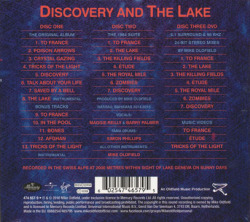 MIKE OLDFIELD/Discovery: 2CD+DVD Deluxe Edition (1984/10th) (マイク・オールドフィールド/UK)