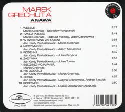 MAREK GRECHUTA & ANAWA/Same (1970/1st) (マレク・グレフタ&アナワ/Poland)
