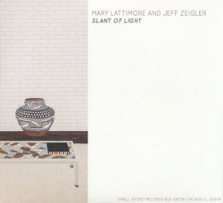 MARY LATTIMORE AND JEFF ZEIGLER/Slant Of Life (2014/2nd) (メアリー・ラティモア&ジェフ・ジーグラー/USA)