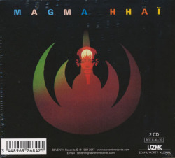 MAGMA/Live: Remaster Edition(2CD) (1975/Live) (マグマ/France)