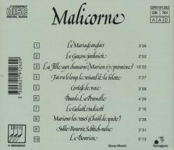 MALICORNE/Same(Le Mariage Anglais) (1975/2nd) (マリコルヌ/France)