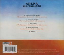 MARSUPILAMI/Arena (1971/2nd) (マースピラミ/UK)