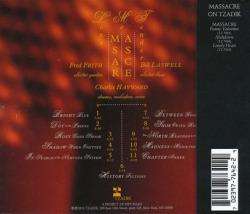 MASSACRE/Love Me Tender (2013/Live) (マサカー/UK,USA)