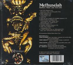 METHUSELAH/Matthew Mark Luke And John (1969/only) (メトセラ/UK)