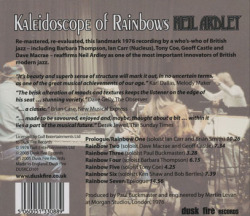 NEIL ARDLEY/Kaleidoscope Of Rainbow (1976/3rd) (ニール・アードレイ/UK)