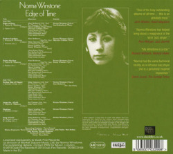 NORMA WINSTONE/Edge Of Time (1972/1st) (ノーマ・ウインストン/UK)