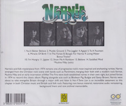 NARNIA/Aslan Is Not A Tame Lion (1974/only) (ナルニア/UK)