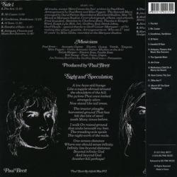 PAUL BRETT/Same (1973/1st) (ポール・ブレット/UK)