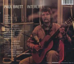 PAUL BRETT/Interlife (1978/5th) (ポール・ブレット/UK)