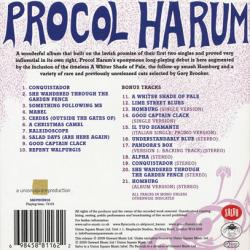 PROCOL HARUM/Same(Used CD) (1967/1st) (プロコル・ハルム/UK)