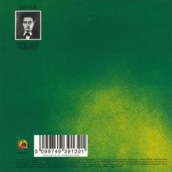 PESCADO RABIOSO/Artaud(Used CD) (1973/3rd) (ペスカード・ラビオーソ/Argentina)