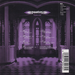 PAATOS/Timeloss(タイムロス)(Used CD) (2002/1st) (パートス/Sweden)