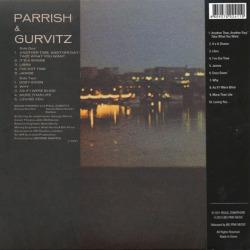 PARRISH & GURVITZ/Same (1971/only) (パリッシュ&ガーヴィッツ/UK)