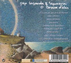 PEP LAGUARDA & TAPINERIA/Brossa D'ahir (1977/only) (ペプ・ラグアルダ&タピネリア/Spain)