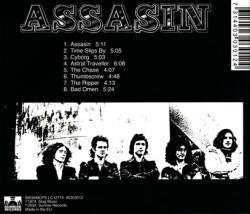 PINNACLE/Assasin (1974/only) (ピナックル/UK)