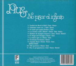 PLUS/No Pisar El Infinito (1976/1st) (プラス/Argentina)