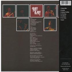 RIFF RAFF/Original Man (1974/2nd) (リフ・ラフ/UK)