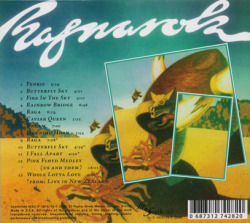 RAGNAROK/Same + Live In New Zealand (1975+76/1st+Live) (ラグナロク/New Zealand)