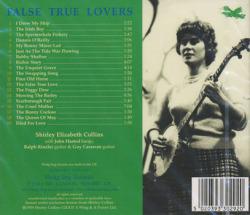 SHIRLEY COLLINS/False True Love (1959/2nd) (シャーリー・コリンズ/UK)