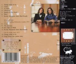 STRAY DOG/Same (1973/1st) (ストレイ・ドッグ/UK,USA)