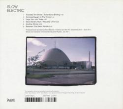 SLOW ELECTRIC/Same (2011) (スロウ・エレクトリック/UK)