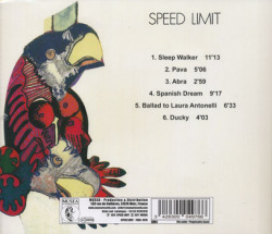 SPEED LIMIT/Same (1974/1st) (スピード・リミット/France)