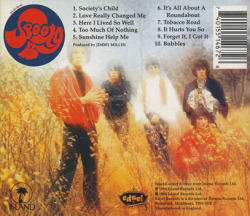 SPOOKY TOOTH/It's All About(Used CD) (1968/1st) (スプーキー・トゥース/UK)