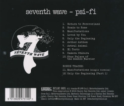SEVENTH WAVE/Psi-Fi: Expanded Edition (1975/2nd) (セヴンス・ウエイヴ/UK)