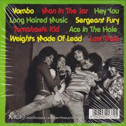 SENSATIONAL ALEX HARVEY BAND/Hoy City (1974/Unreleased) (センセーショナル・アレックス・ハーヴェイ・バンド/UK)