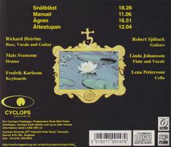SINKADUS/Aurun Nostrum(Used CD) (1997/1st) (シンカドゥス/Sweden)